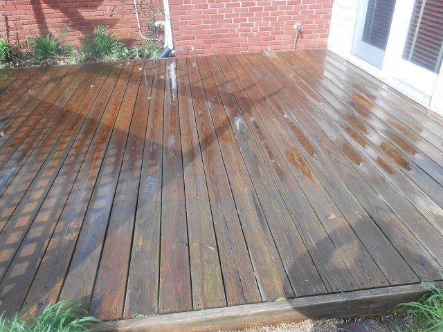 Deck Cleaning And Staining Companies