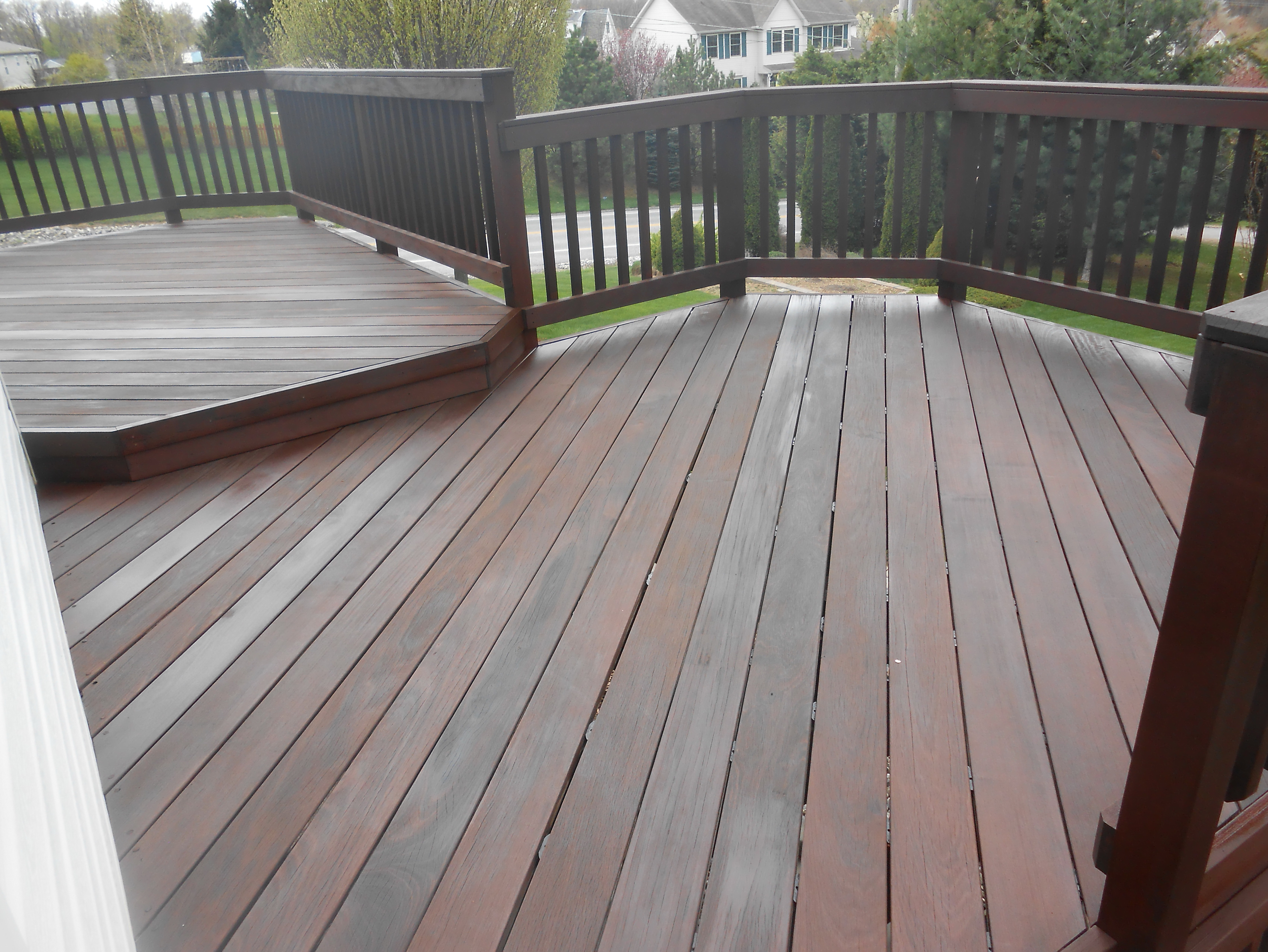 Deck Staining Companies Indianapolis Indianapolis Concrete