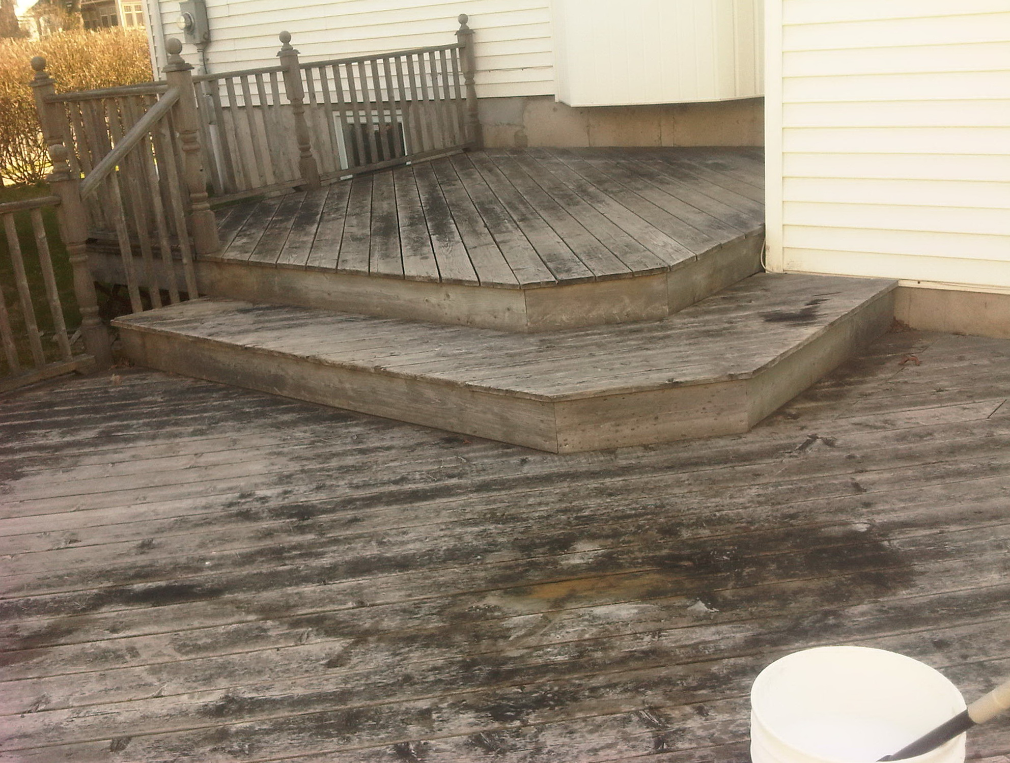 Deck cleaning solution pressure washer home design ideas for Patio cleaning solution