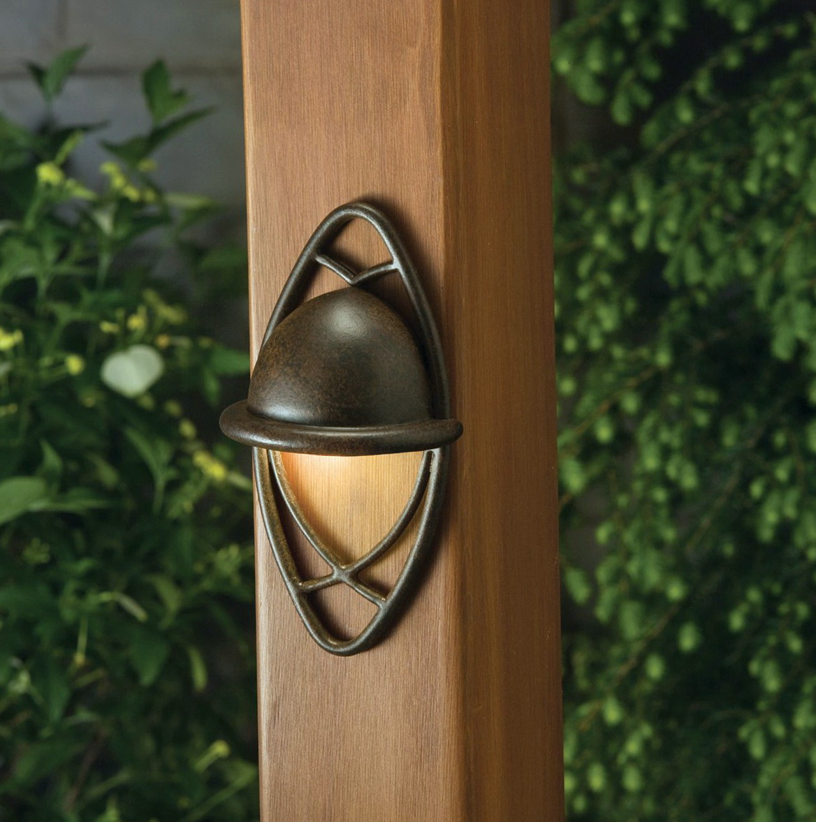 Deck Rail Lighting Kits Home Design Ideas