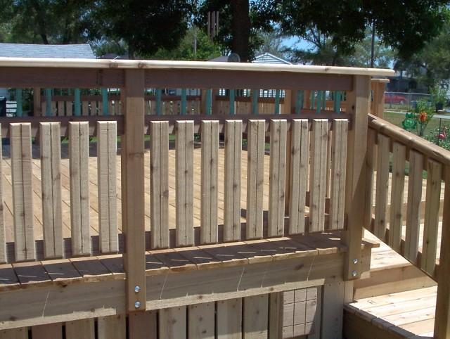 Deck Railing Designs Pictures