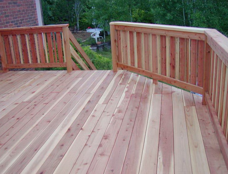 deck railing designs privacy - Deck Railing Design Ideas