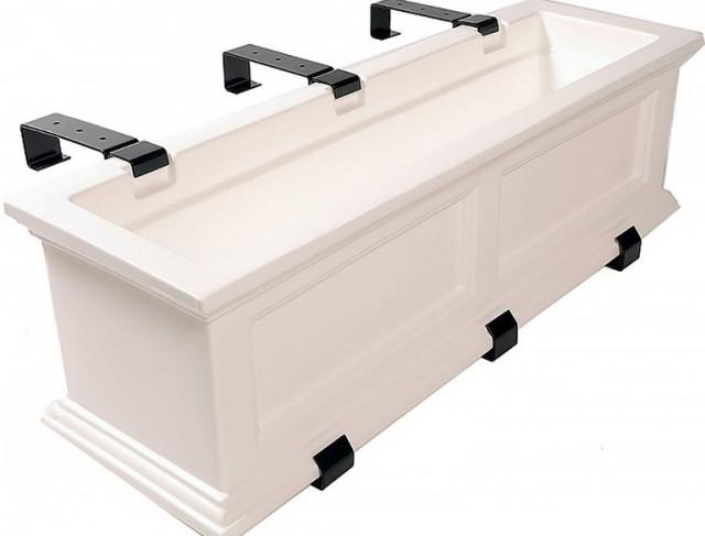 Deck Railing Planter Boxes Lowes