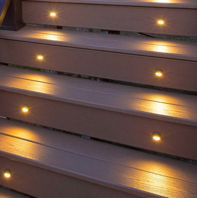 Deck Stair Lights Amazon