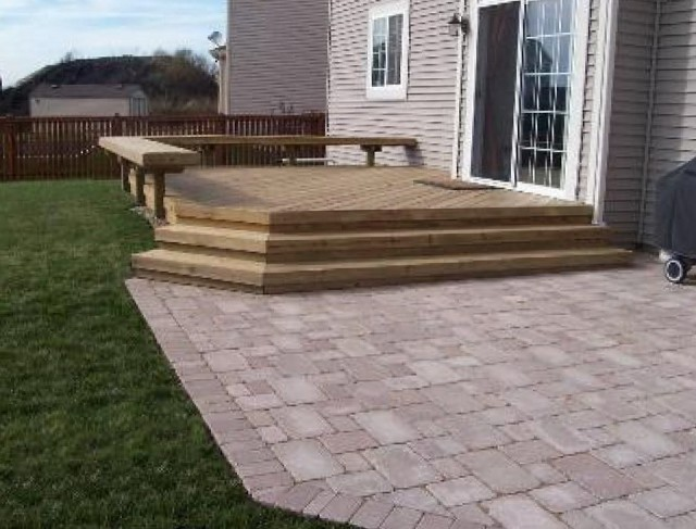Deck Vs Patio Roi
