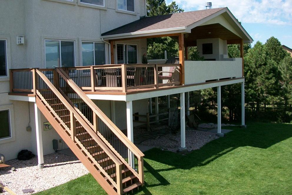 Decks Colorado Springs Co Home Design Ideas