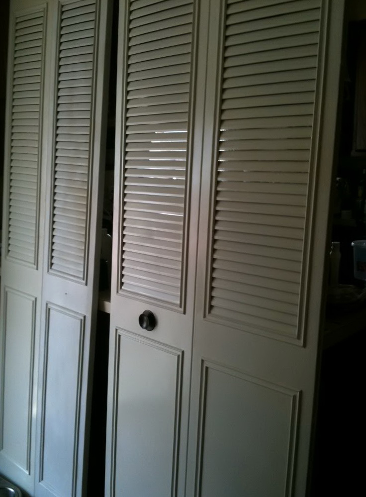 different types of closet doors