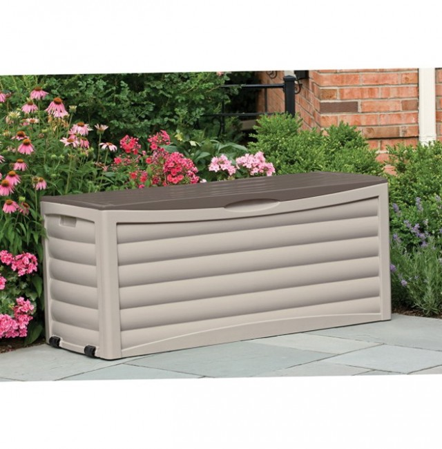 Extra Large Deck Box Suncast