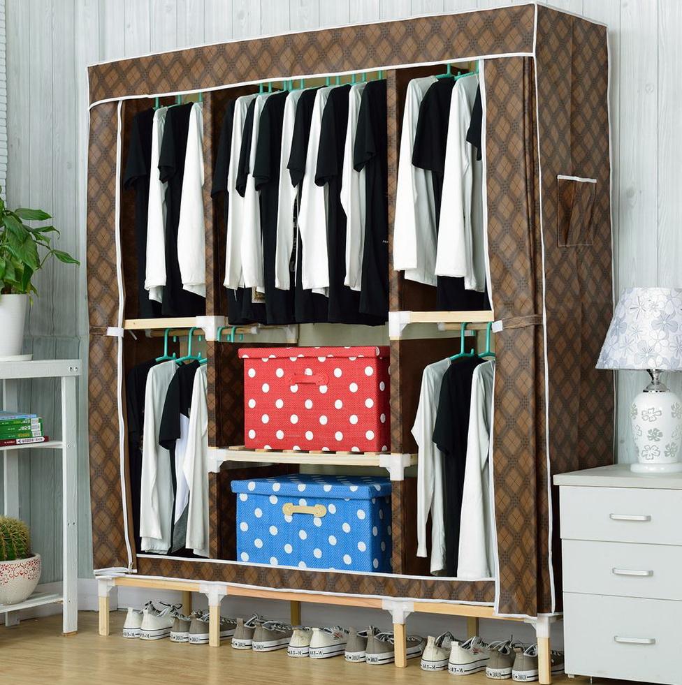 Extra Large Wardrobe Closet