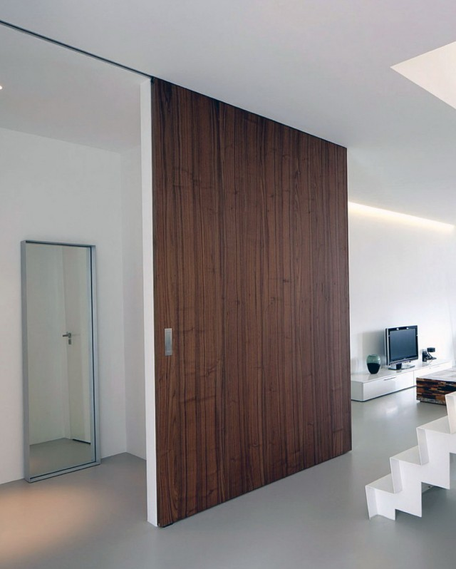 Folding Wood Closet Doors