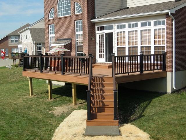 Free Deck Material Estimator