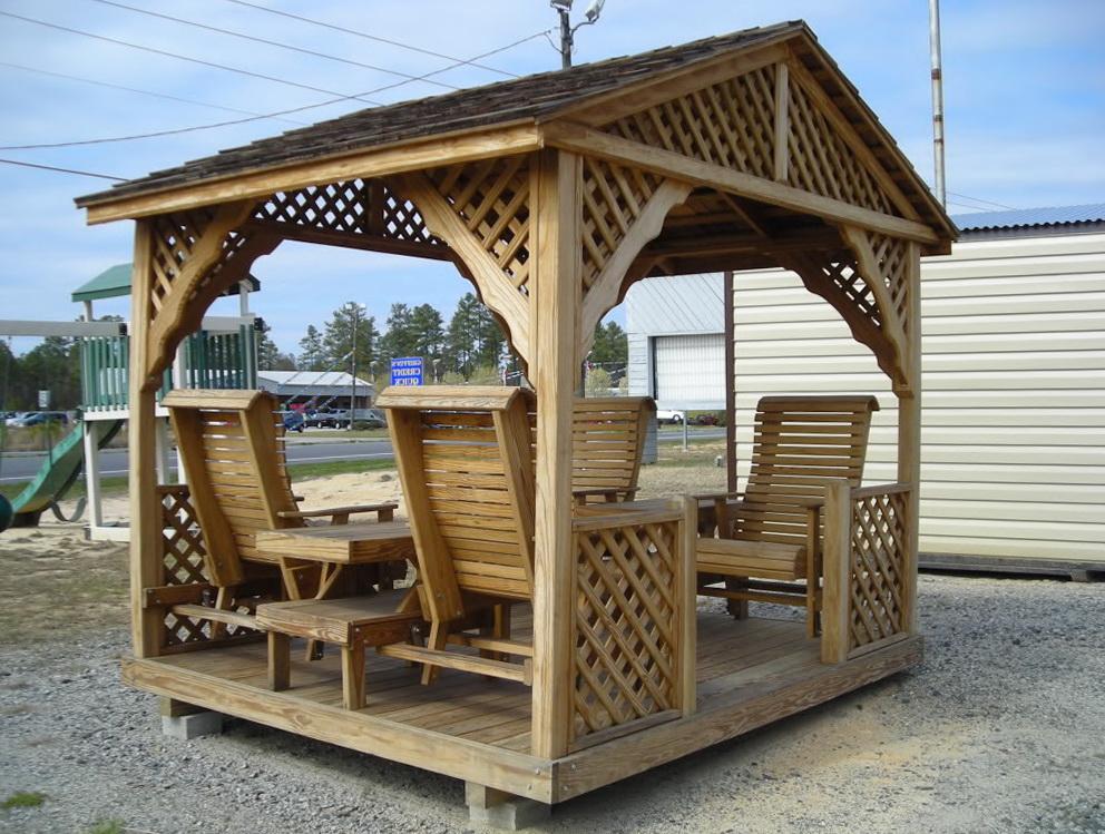 Gazebo Deck Ideas