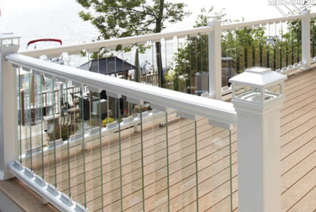 Glass Deck Railing Systems Cost