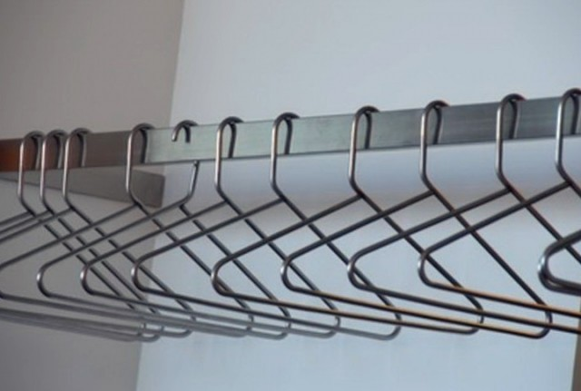 Height Of Closet Clothes Rod