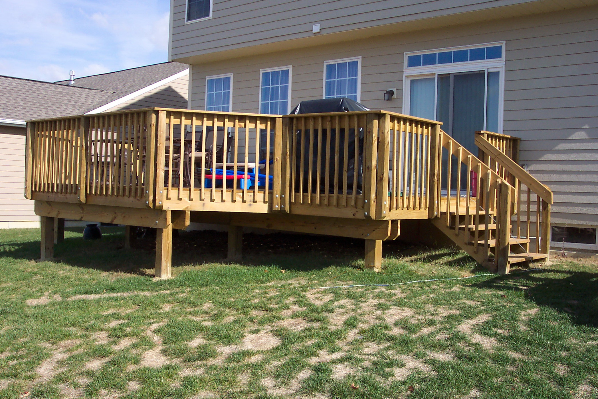 Home Depot Decks Design Home Design Ideas