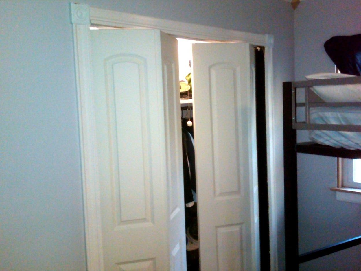 Home Depot Wood Closet Doors