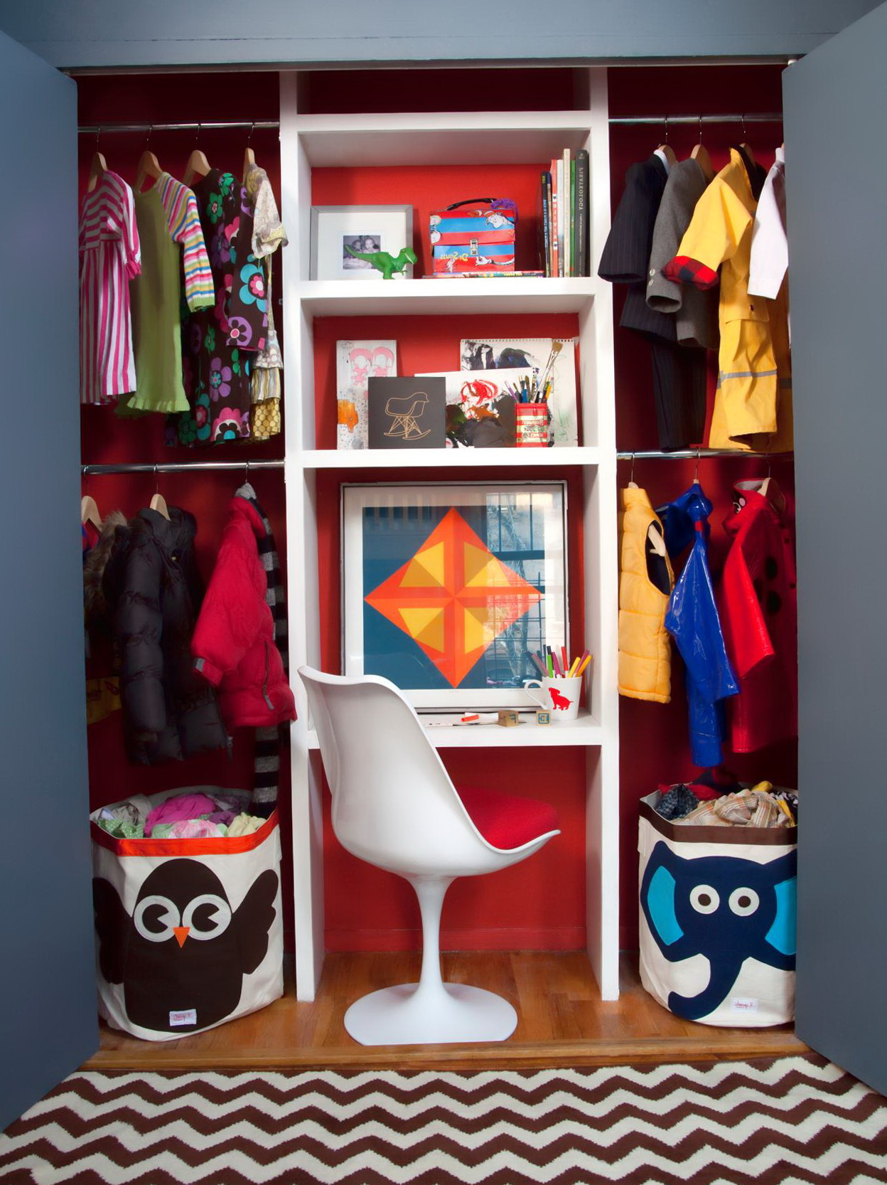closet ideas for kids. Kids Small Closet Ideas For L