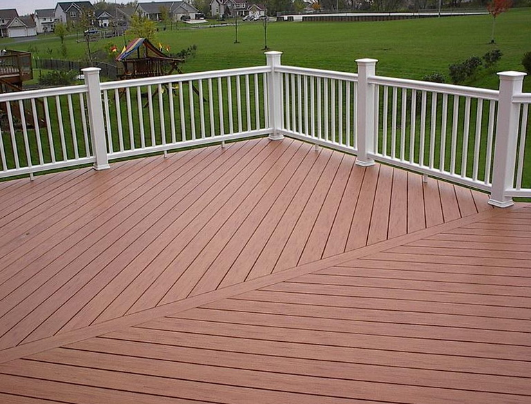 Maintenance Free Decking Cost