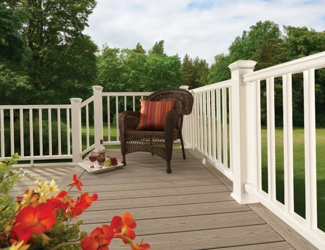 Maintenance Free Decking Prices
