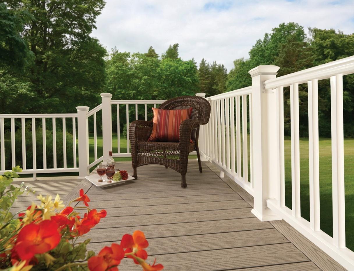 Maintenance Free Decking Prices Home Design Ideas