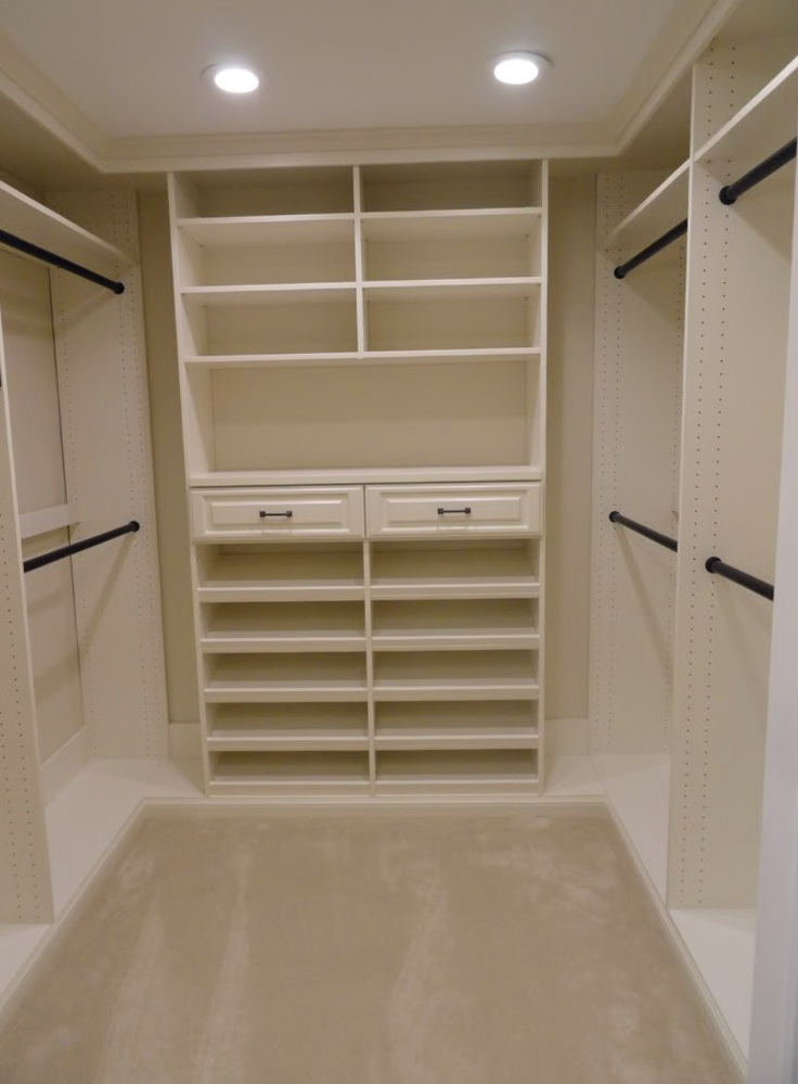 Master closet design plans home design ideas for Diy master closet ideas