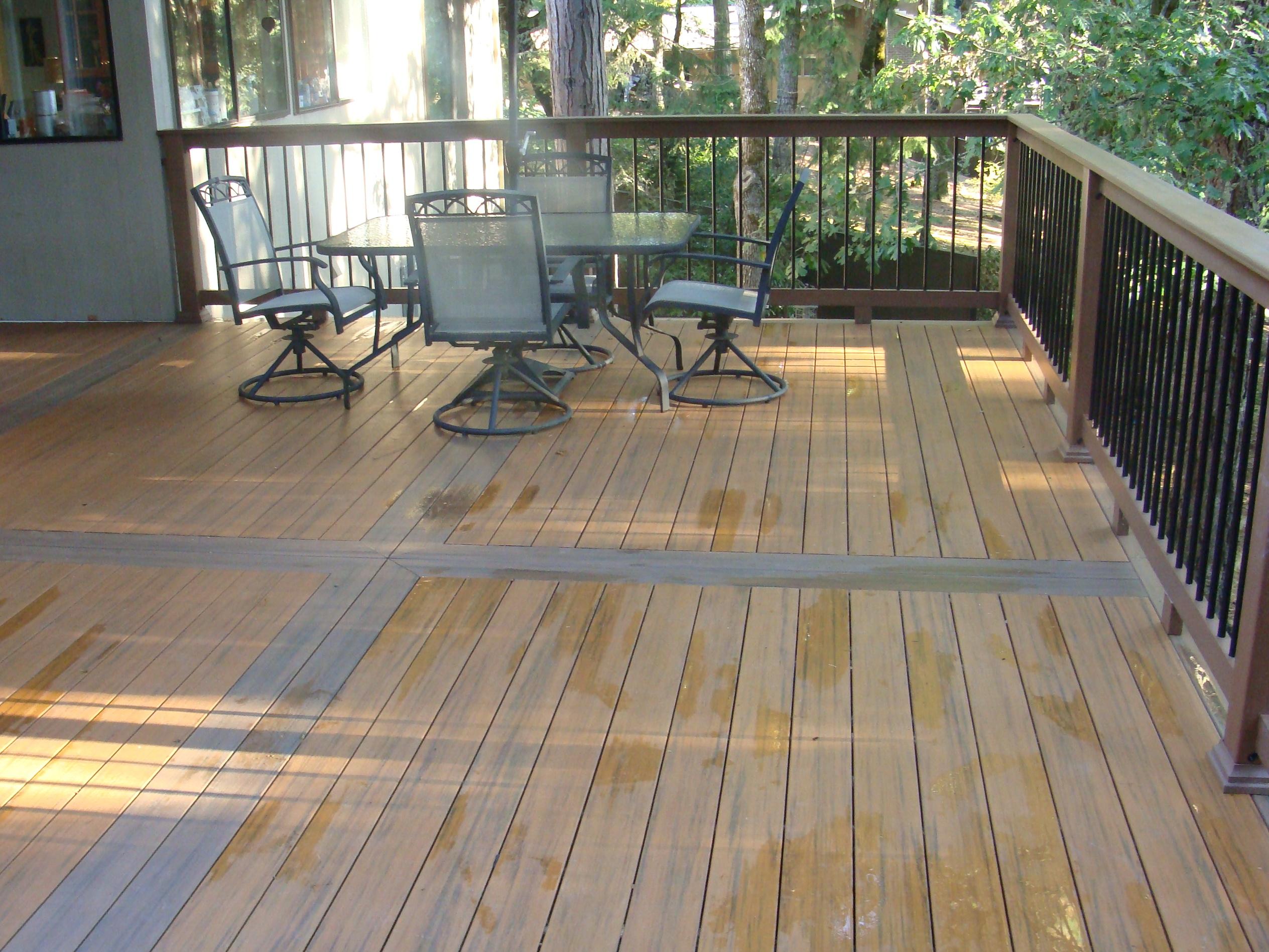 Material estimator for deck home design ideas for Balcony cost estimator