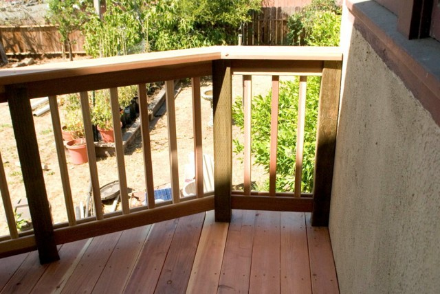 Menards Deck Railing Ideas