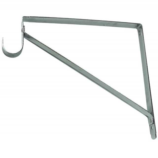 Metal Closet Rods And Brackets