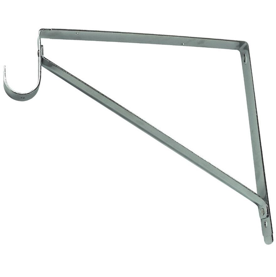 Metal Closet Rods And Brackets