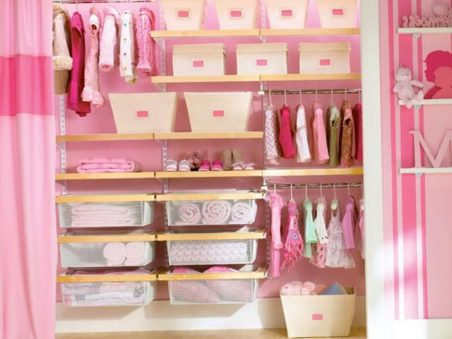No Closet Space Ideas