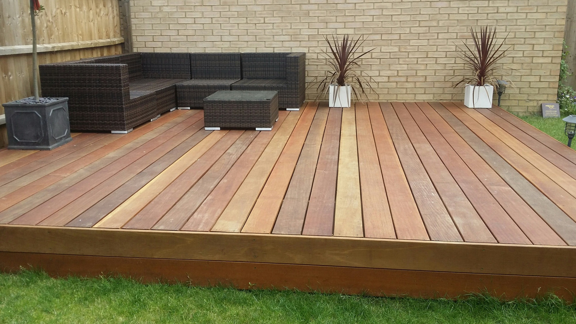 non wood decking alternatives home design ideas