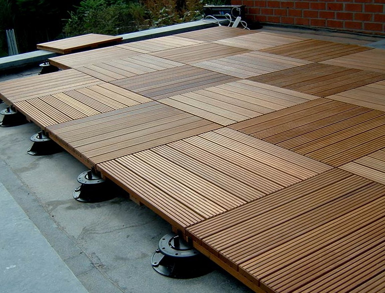 Non wood decking materials home design ideas for Timber decking materials