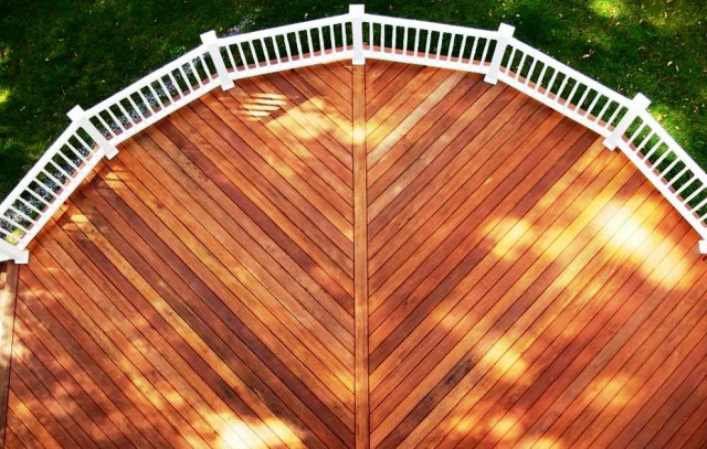 Oil Based Wood Deck Stains