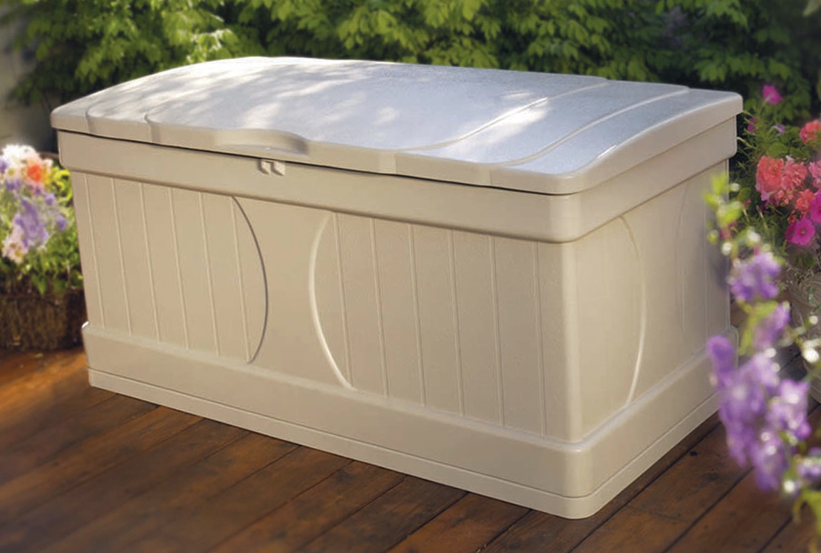 Outdoor Deck Boxes Home Depot