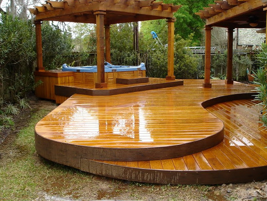 Patio Deck Ideas And Pictures