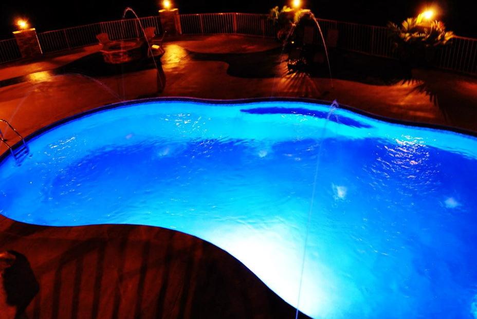 Pool deck jets led home design ideas for Pool jets design