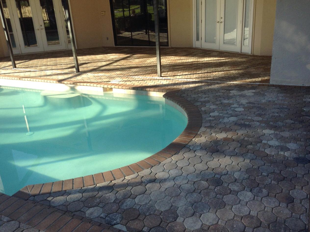 Pool Deck Pavers Tampa