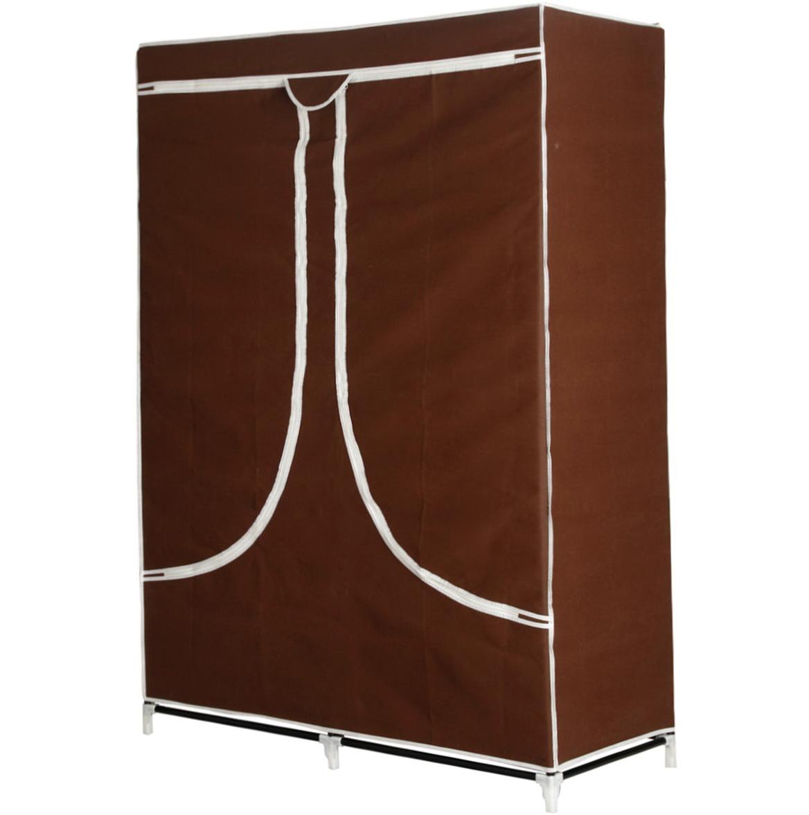 Portable Wardrobe Closet Walmart | Home Design Ideas