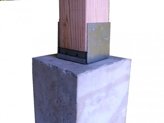 Deck Precast Footings Home Design Ideas