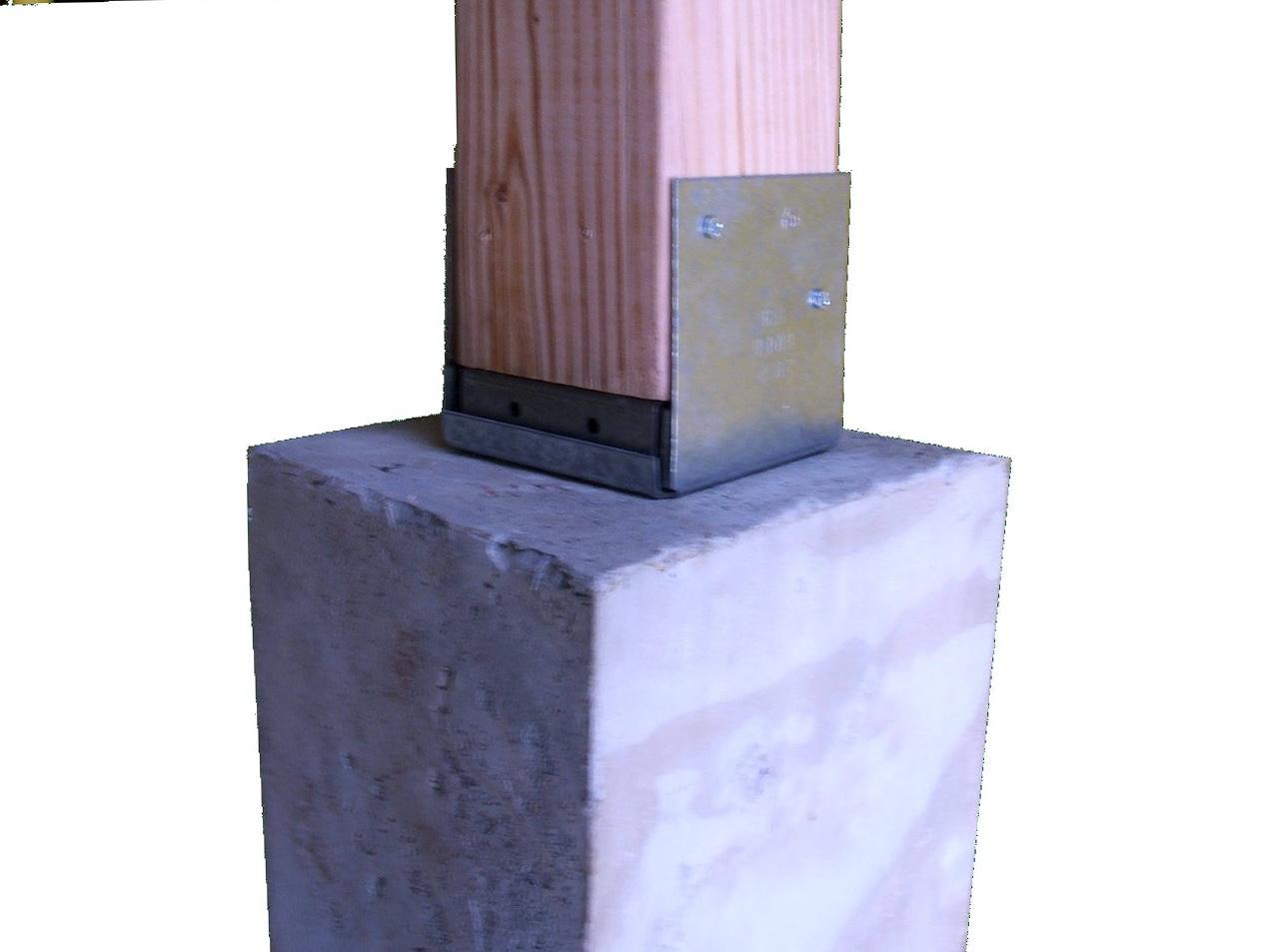 Precast Deck Footings Home Depot Home Design Ideas