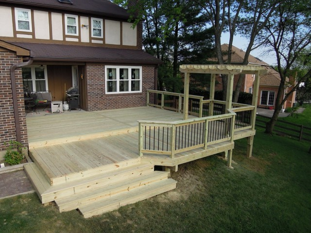 Pressure Treated Decking Menards