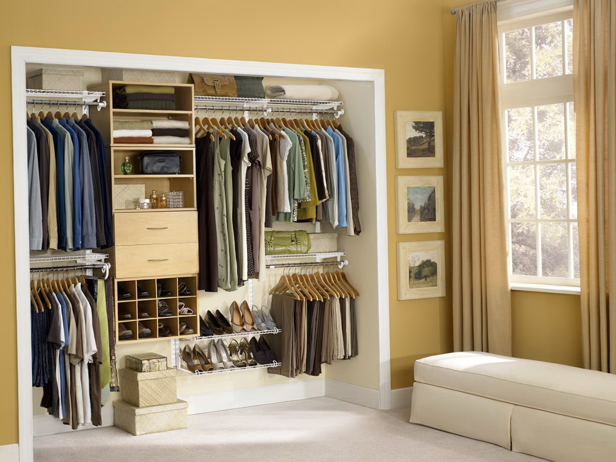 Reach In Closet Layout Ideas Home Design Ideas
