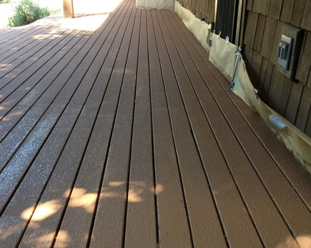 Restore Deck Coating Colors