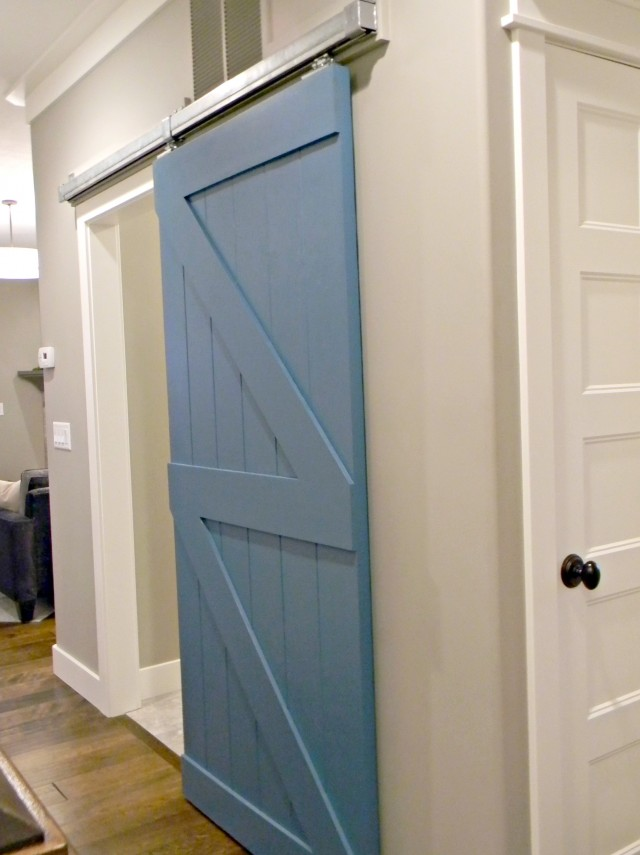Sliding Barn Closet Doors
