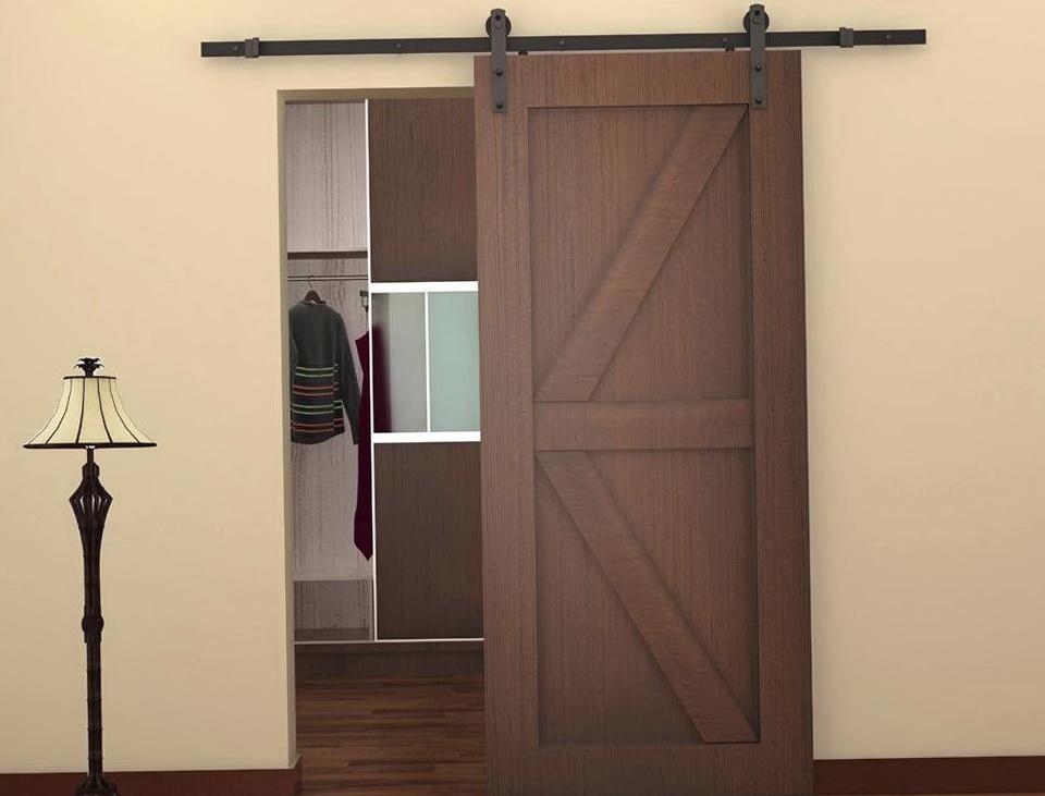 Sliding Closet Door Track Replacement