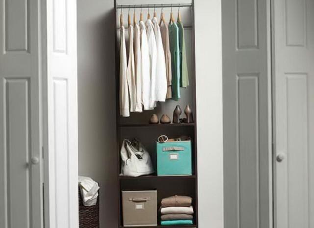 Small Closet Organizer Ideas