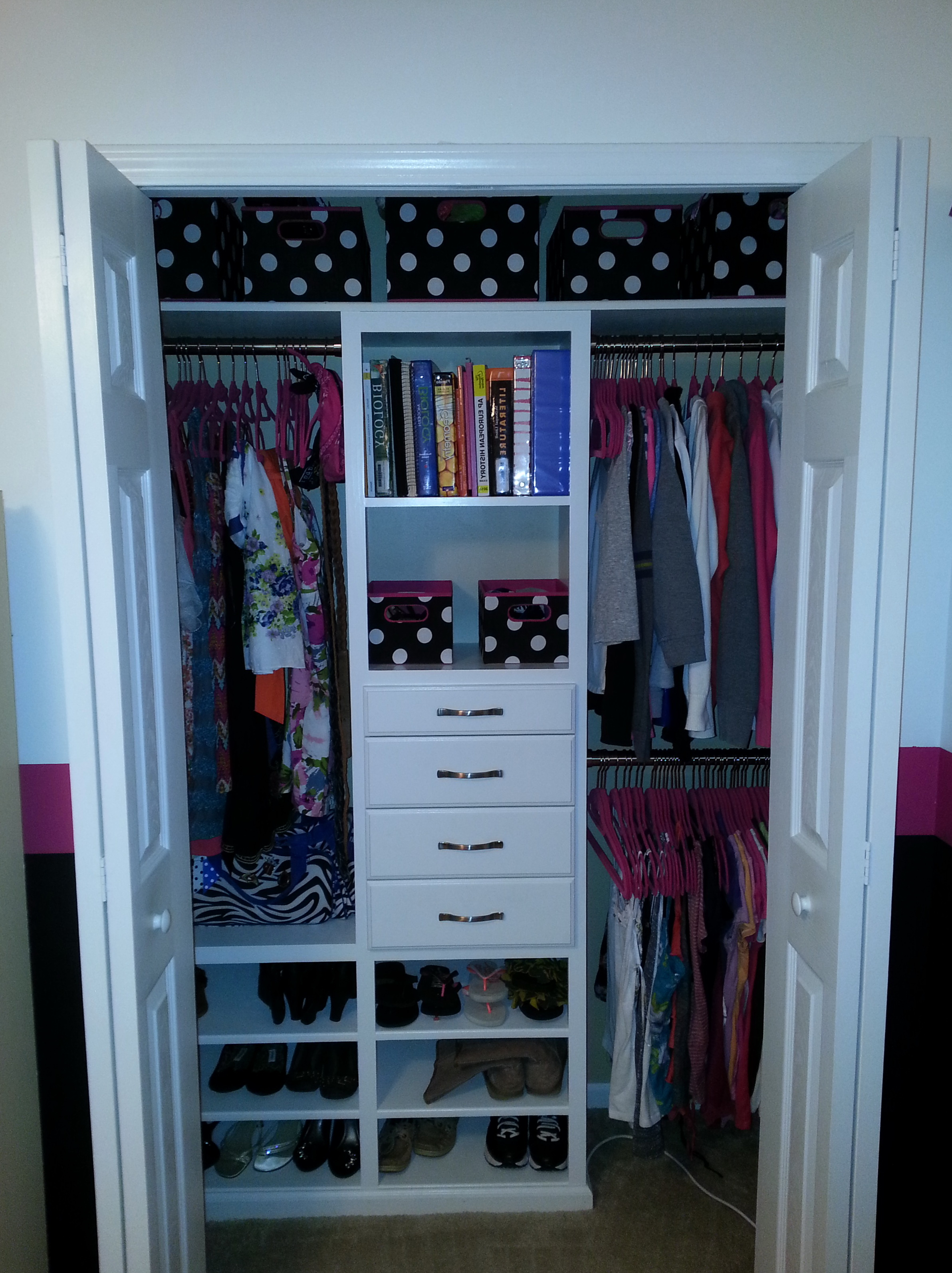 Small Custom Closet Ideas