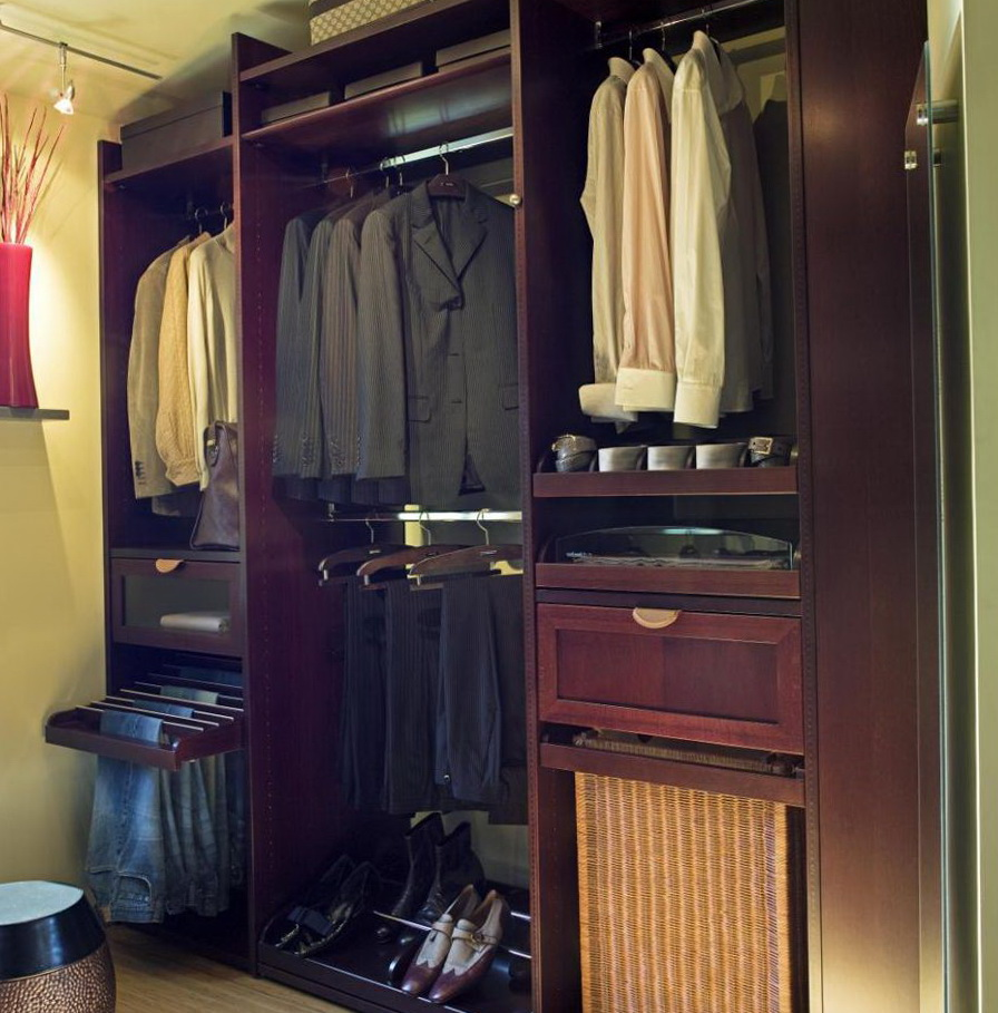 Space Saving Closet Ideas Home Design Ideas