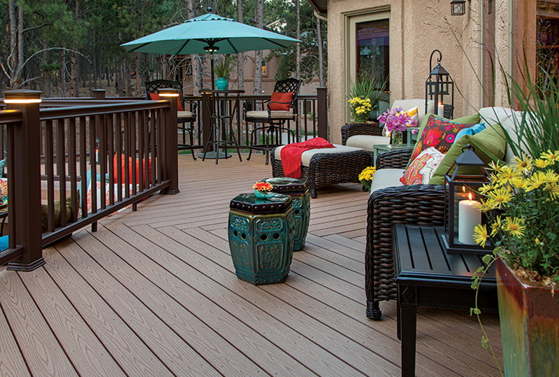 Timbertech Composite Decking For Sale