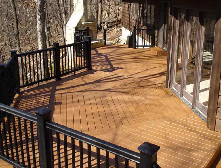 Timbertech composite decking reviews home design ideas for Composite decking reviews